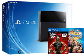 playstation 4 wrestlemania 32 review sony playstation 4 500gb wwe 18 bundle euronics ireland