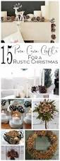 15 Beautiful Pine Cone Crafts For A Rustic Christmas