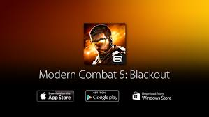Modern Combat 5 Modern Combat 5 Blackout For Ios Android Windows Phone Released