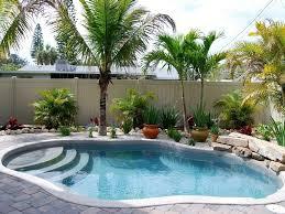 backyard design tropical backyard garden swimming pool