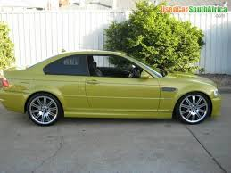 bmw cars south africa 2002 bmw m3 bmw m3 e46 used car for sale in johannesburg city
