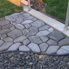 Stepping Stone Molds Uk by Cobblestone Pathmate Mold Garden Paving Brick Concrete Stone Mould