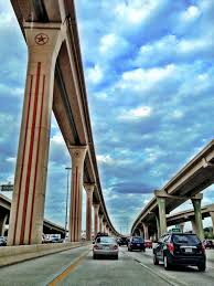 thanksgiving building dallas freeway bridges dallas texas circling the freeway with best
