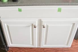 Installing Cabinet Hardware Install New Cabinet Pulls The Easy Way