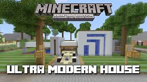Ultra Modern House Minecraft Xbox 360 Ultra Modern House House Tours Of Danville