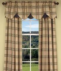 Black Ticking Curtains Astonishing Decoration Primitive Curtains For Living Room Vibrant