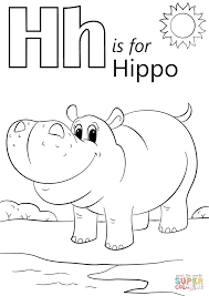 letter h coloring pages with is for horse coloring page omeletta me