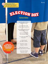 live your poem election day poems