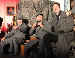 tree concerts to present all is calm the christmas truce of 1914