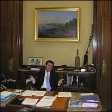 bureau maire de visitez le bureau de christian estrosi en mairie
