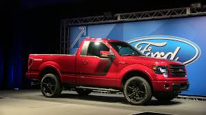 Ford Diesel Truck 2014 - video 2014 ford f 150 tremor turbo charged sport truck unveiled