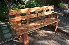 Wood Bench Designs Decks by Deck Furniture Ideas View In Gallery By With Deck Furniture Ideas