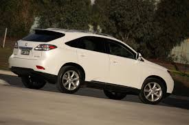 suv lexus 2010 lexus rx 350 sports luxury review