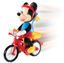 tricycle cartoon amazon com fisher price disney mickey mouse clubhouse silly