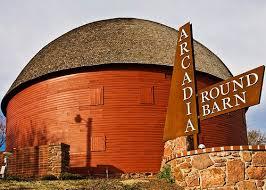 Mr Barn Mr Sam And The Arcadia Round Barn Route 66 News
