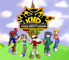 knd fanart 4 codename kids door meme