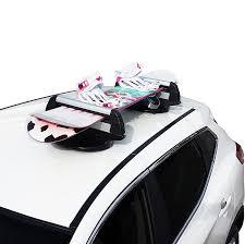 porta snowboard per auto made in italy car accessories fabbri portatutto