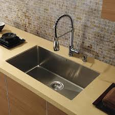 Recommended Kitchen Faucets Kitchen Double Basin Undermount Stainless Steel Kitchen Sink With