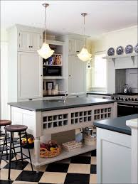 kitchen white kitchen island with black granite top cheap