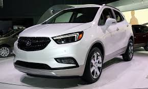 buick encore 2017 white 2017 buick encore gets exterior and interior updates looks much