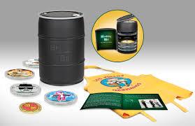 Breaking Bad Complete Series Blu Ray Breaking Bad The Complete
