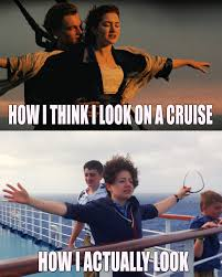 Titanic Funny Memes - titanic how i think i look how i actually look titanic funny
