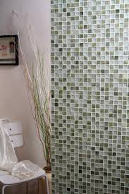 Stone Mosaic Tile Kitchen Backsplash by Glass U0026 Stone Blend Mosaic Tile Kitchen Backsplash Tile Design