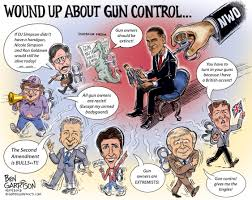 Pro Gun Control Meme - msm anti gun robots attack grrrgraphics on wordpress