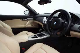 used bmw z4 roadster petrol in melbourne red from stratstone bmw