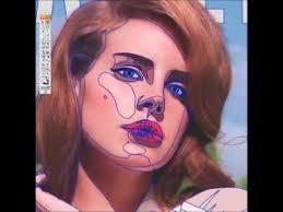illustrator tutorial vectorize image vector portrait illustrator lana del rey born to die youtube