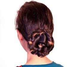 hair buns images simple hair buns for saree
