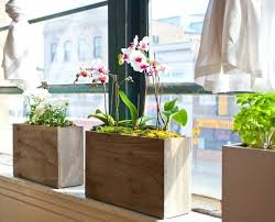 indoor windowsill planter window sill planter window boxes window sill planter box indoor