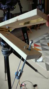 Barn Door Camera Mount by Making A Cheap And Simple Barn Door Star Tracker With Software