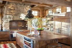 Rustic Kitchens Designs Rustic Kitchen Design Old Farmhouse Kitchen Designs Houzz Rustic
