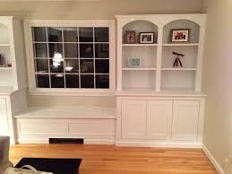 Bookcase To Bench Under Window Bookcase Bench Doherty House Under Window Bookcase