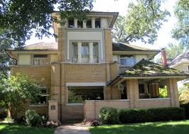 Prairie Style House Simple Design Inspiring Frank Lloyd Wright Style Modular Homes