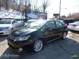 lexus hs 250h premium 2010 lexus hs 250h hybrid premium in black opal mica 016259
