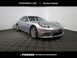porsche hatchback black 2014 used porsche panamera 4dr hatchback 4 at porsche of warwick