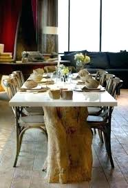 tree trunk dining table tree trunk table top waterprotectors info