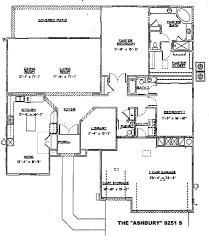 100 sun city west floor plans 100 sun city az floor plans