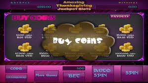 thanksgiving slots amazing thanksgiving jackpot slots by jeffrey pavacic