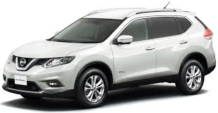 nissan japan cars nissan x trail hybrid for japan 2 0 litre 20 6 km l