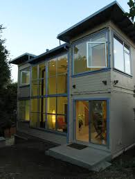 Boucher Grygier Shipping Container House « Inhabitat  Green Design
