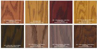 flooring flooring oak floor stain color chart wood stains can