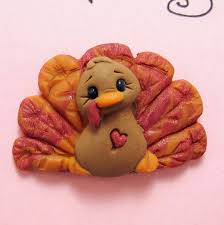 polymer clay thanksgiving craft projects for adults family