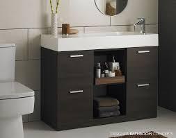 Small Modern Bathroom Vanity Small Modern Bathroom Vanity Set Light Grey Oak Free Shipping Tn