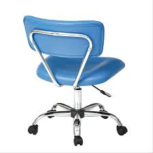 desk chairs navy blue leather office chairs furniture idea rs