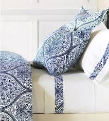 blue u0026 white damask sheets u0026 bedding de medici adelle marine