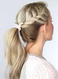 Einfache Hochsteckfrisurenen Lange Haare Selber Machen by Die Besten 25 Einfache Frisuren Lange Haare Ideen Auf