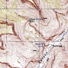 Map Grand Canyon Print Quality Of Topographic Maps U2013 Reviews